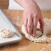 Basic Buttermilk Biscuits | Cuisine at home eRecipes