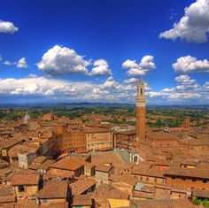 Siena, Italy.  My home away from home.