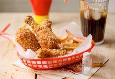 Állítólag ez a titkos KFC recept. Hogy így van-e, azt tesztelje le mindenki maga, de az tuti, hogy oltári finom!