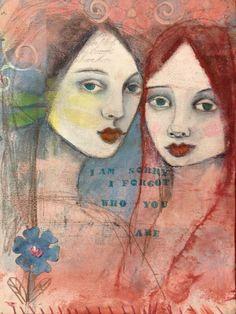 Art Journal Page by Suzi Blu @ suziblu.typepad.c...