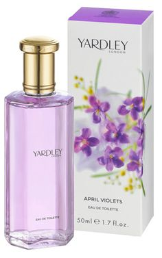 April Violets Yardley for women