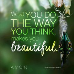 New Year's Resolution! Having a more positive mindset, thinking before I say anything, is what I'm about to say proactive and/or progressive? Scott Westerfeld, Makes You Beautiful, You're Beautiful, Avon Representative, Positive Mindset, Beauty Make Up, Best Self, Helping Others, Bath And Body