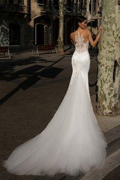 Milla Nova Bridal Wedding Dresses 2017 bler2 / http://www.himisspuff.com/milla-nova-bridal-2017-wedding-dresses/9/