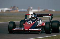 Derek Warwick - Toleman TG183B - 1983 - British GP...