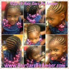 Image result for toddler cornrows