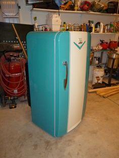 1952 Coldspot refrigerator