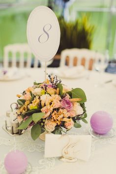 ЛАВАНДОВАЯ СВАДЬБА РОМЫ И ПОЛИНЫ 16.08.2014 Lavender wedding, venue decoration purple lavender color, guest table nombers