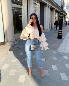 Just one of the outfits I'm selling selling loads of my wardrobe, new and worn, at affordable prices! Classy Outfits, Stylish Outfits, Girl Outfits, Summer Outfits, Fashion Outfits, Womens Fashion, Fashion Ideas, Dinner Outfits, Fashion Tips