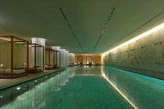 Bulgari Hotel in London: Spa pool