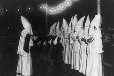 Why Won't Donald Trump Repudiate the Ku Klux Klan? - The Atlantic