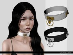 Promise Collar by LeahLillith
