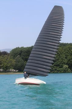 Inflated Wing Sails | photos