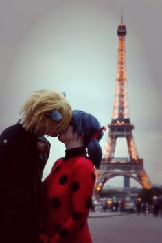 FR - L'amour triomphe toujours… EN - Love always win… Ladybug : Candy-candy-Cosplay Chat Noir : Kogenta Cosplay Prise de vue : MediaProductionFR Edit : Candy-candy-Cosplay
