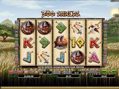 Der Spielautomat 300 Shields spielt in einer barbarischen Zeit. Hier wurden noch Kämpfe und Kriege ausgefochten, indem im Duell Mann gegen Mann angetreten wurde. Mit Schwer, Speer oder Axt in der einen oder dem Schild in der anderen Hand. http://www.online-kasino-spielautomaten.com/spiele/spielautomat-300-shields
