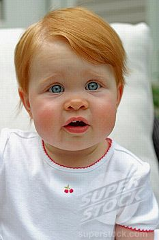 red hair children | Child with red hair. | Stock Photo 1566-0212986 : Superstock