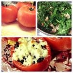 Loaded Baked Tomatoes | WeightWise Bariatric Program