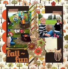 Fall Fun by Deanna13