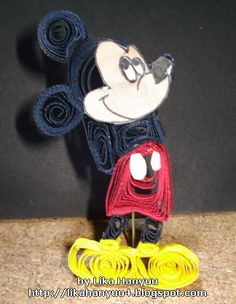 Mickey Mouse, via Flickr.