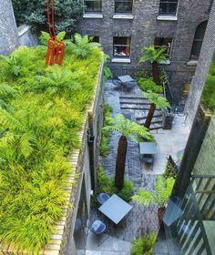 El Blog de La Tabla: The Keeper's House Garden