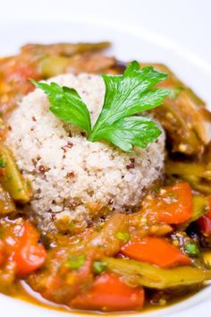 North African Vegetable Stew