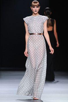 Juanjo Oliva - Pasarela - Mercedes-Benz Fashion Week Madrid