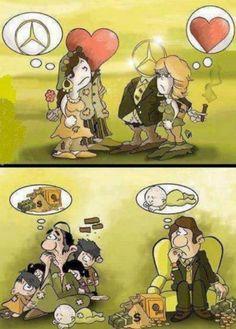 Será esta a sociedade em que vivemos?
