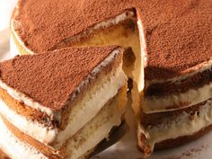 Checkout the best tiramisu torte recipe on the net! Once you try this amazing Italian dessert, you will ask for more and more!