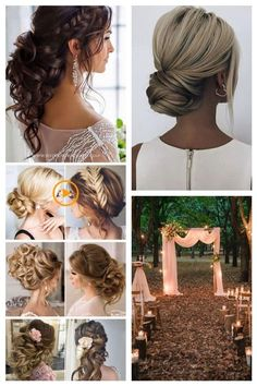 summer wedding makeup summer wedding hairstyles for medium length hair Summer Wedding Makeup, Wedding Beauty, Wedding Make Up, Wedding Ideas, Wedding Hairstyles For Medium Hair, Pretty Hairstyles, Easy Hairstyles, Bridesmaid Hair, Hair Lengths