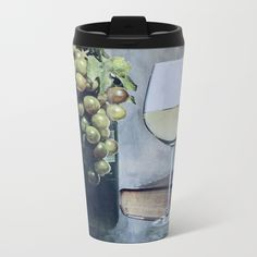 20% Off + Free Shipping - Ends Tonight at Midnight PT! #SALE #ancient #evenings, #stilllife #decor, #bath-Talk about steely good looks. In addition to a 360-degree wraparound design, our metal travel mugs are crafted with lightweight stainless steel - so they're pretty much indestructible. Plus, they're double-walled to keep drinks hot (or cold), fit in almost any size cup holder and are easy to clean.