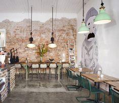Bar in Toscania. Cafe Bar, Cafe Bistro, Cafe Restaurant, Restaurant Design, Cafe Design, Interior Design, Store Design, Melbourne Cafe, Melbourne Australia