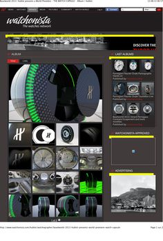 Watchonista is talking about the Hublot Watch Capsule presented at Baselworld. The new movie will be available this fall with some new surprises ! Hublot Watches, Girard Perregaux, Watch Brands, New Movies, Fall, Pictures, Autumn, Photos, Fall Season