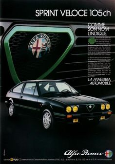 Alfa Romeo GTV Sprint Veloce
