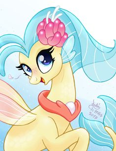 Princess Skystar is the one of supporting protagonists in My Little Pony the Movie. She's the...