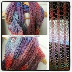 Ladder Lace Knitting Pattern : 1000+ images about Knit pattern on Pinterest Knit scarf ...