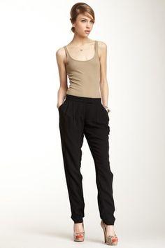 HauteLook | L.A.M.B.: L.A.M.B. Solid Silk Pant