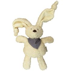 Organic toddels cuddle rabby by Keprin Jnr. Made of 100% Organic Cotton Velvet, Stuffing of Recycled PET fibre (Water Bottles).