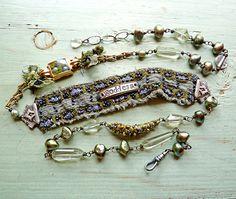 Goddess Bracelet/Necklace Wrap
