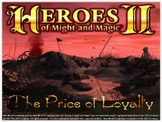 20-lecie serii Heroes of Might&Magic. Część druga - Prehistorii ciąg dalszy