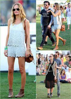 Look Back On Coachella 2013 Kate Bosworth & michael