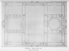 Whitehall Palace: Plan of second floor | Flickr - Photo Sharing!