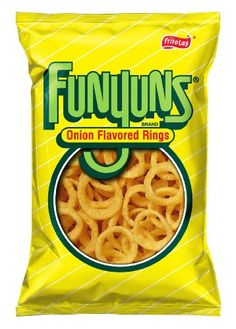 Frito Lay Funyuns Onion Rings - Funyuns Onion Rings are deliciously different and super fun to eat! With their crisp texture and bold onion flavor, we're sure you'll love them! Perfect for snacking alone or for sharing at a party, why not t Breaking Bad Party, Yummy Treats, Yummy Food, Frito Lay, Green Bean Casserole, Onion Rings, Junk Food, Food Food, The Ordinary