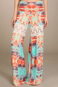 Fun summer pants.