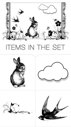 """If Only I Could Draw"" by lovetodrinktea ❤ liked on Polyvore featuring art"