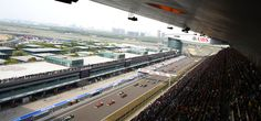 Your guide on buying tickets and where to watch the action at the Shanghai circuit for the Chinese Formula 1 Grand Prix on April 10-12, 2015.