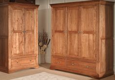 Philippe Oak Bedroom Furniture This timeless collection has been beautifully crafted from Solid Oak using traditional construction methods to create Ranger, Oak Bedroom Furniture, Solid Oak, Traditional, Inspiration, Home Decor, Biblical Inspiration, Decoration Home, Room Decor