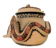 Cerâmica etnia Waurá- Xingu , MT, Brasil