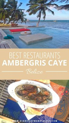 When traveling to Belize, fresh seafood probably comes to mind and the food in San Pedro doesn't disappoint. Here are the best restaurants on Ambergris Caye