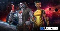 DC Legends Celebrating Steve Orlando's JLA With September Update