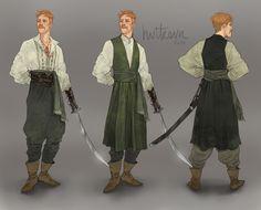 Fantasy Character Design, Character Design Inspiration, Character Concept, Character Art, Concept Art, Fantasy Male, Fantasy Armor, Medieval Fantasy, Character Portraits