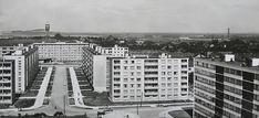 Sídliště Kolín v 60.letech New York Skyline, Multi Story Building, Travel, Historia, Viajes, Destinations, Traveling, Trips